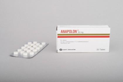 Anapolon (100 com)