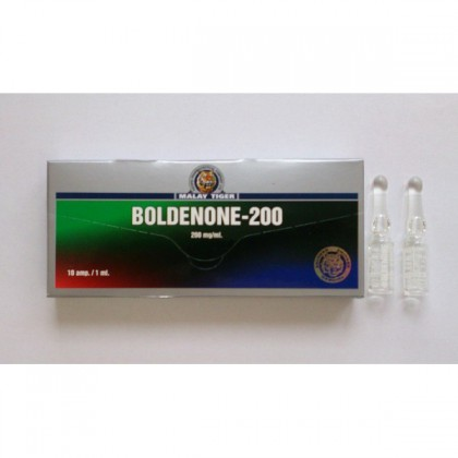 Boldenona 200 Malay Tiger (1 amp)