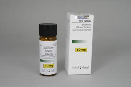 Citrato de Tamoxifeno Genesis (100 com)