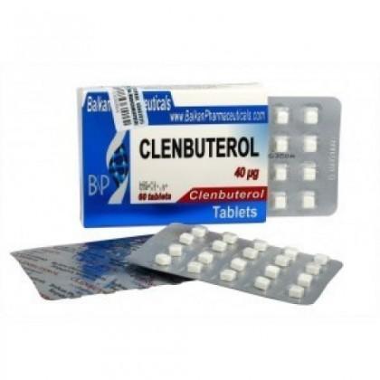 Clenbuterol Balkan Pharmaceuticals (100 com)