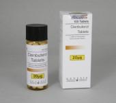 Clenbuterol Genesis (100 com)