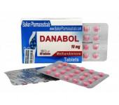 Danabol Balkan Pharmaceuticals (100 com)