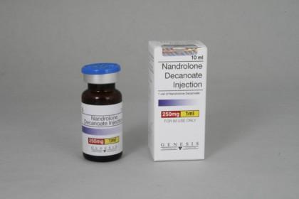Decanoato de Nandrolona Genesis (10ml)