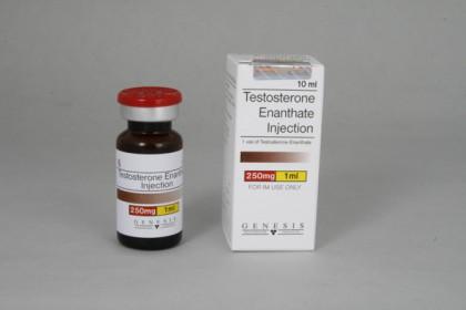 Enantato de Testosterona Genesis (10ml)