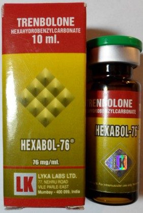 Hexabol 76 Lyka Labs