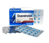 Oxandrolona Balkan Pharmaceuticals (100 tab)