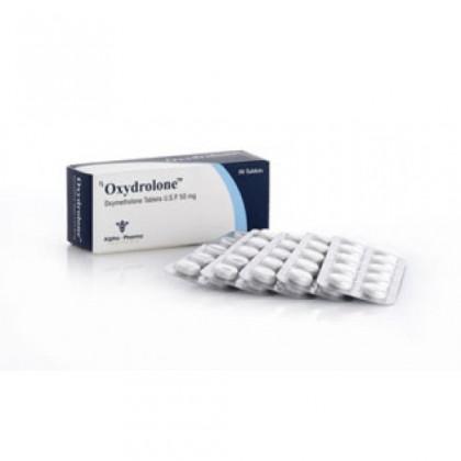 Oxydrolone Alpha Pharma (50 com)