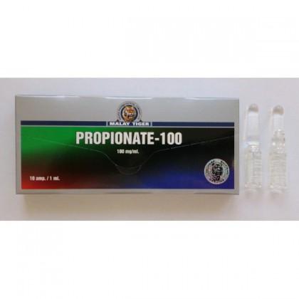 Propionato 100 Malay Tiger (1 amp)