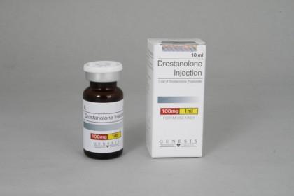 Propionato de drostanolona Genesis (10ml)
