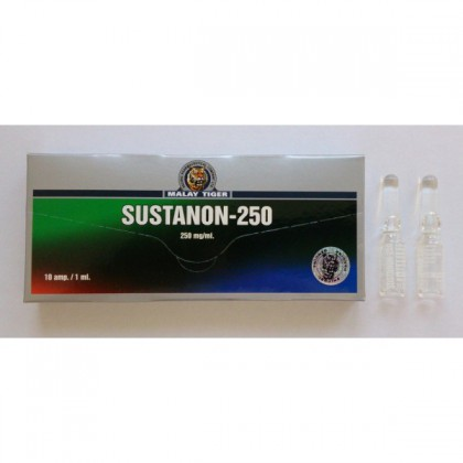 Sustanon 250 Malay Tiger (1 amp)