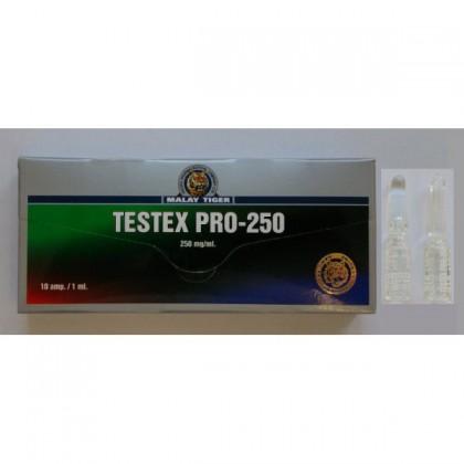 Testex Pro 250 Malay Tiger