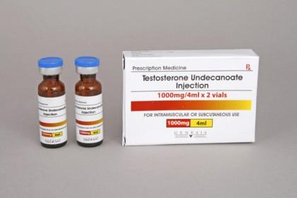 Undecanoato de Testosterona Genesis (2 amp)